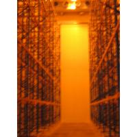 China High Capacity Narrow Aisle Racking Systems Q235B Steel Plate For Warehouse Storage on sale