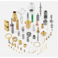 Buy cheap Aluminium 6061 - T6 Precision Turned Parts Centreless Grinding Customized Sizes from wholesalers