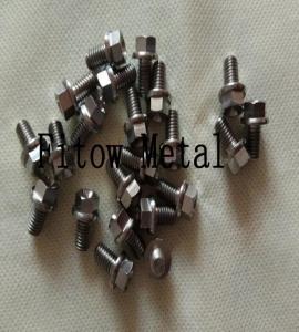 China OEM Anodized Titanium Torx Screws / Racing Bike Motorcycle Bolts Torx Security Screws wholesale
