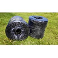 China 1mm - 5mm Diameter PP Twisted Rope / PP Baler Twine For Agriculture wholesale