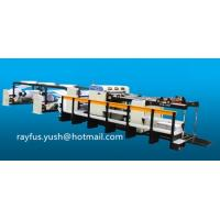 China Automatic High-speed Paper Roll Sheeter Stacker, for 2-rolls or 4-rolls wholesale