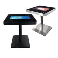 China Metal Frame Lcd Touch Screen Table , 22 Inch Touch Screen Coffee Table wholesale