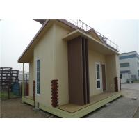China Modern Decorated Prefab House Kits with Bathroom for Residential on sale
