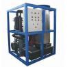 China máquina de hacer hielo del tubo industrial de 3T 5T 10T 20T 25T para las aves de corral/la verdura wholesale