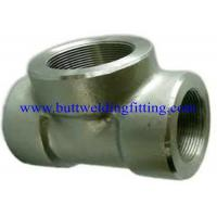 China Sockolet Weldolet , Pipe Nipple , Hex Head Plug Forged Pipe Fittings ASTM A182 F321H wholesale