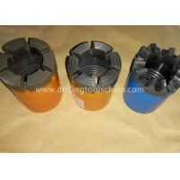 Buy cheap BQ (NQ HQ PQ) Impregnated Diamond Bit IMP Bit /Geological Wire Line Core from wholesalers