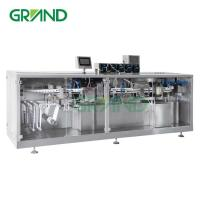 China Plastic Bottle Olive Oil Filling Machine Forming Filling And Sealing Machine wholesale