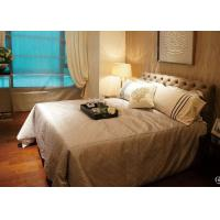 China Commerical Full Efficiency Apartment Furniture ,  Wooden Frame Studio Bedroom Furniture wholesale