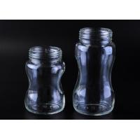 China 211ml Capacity glass bottle for baby feeding , Machine made Craft on sale