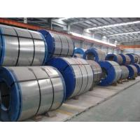 China Zero Spangle SGCC Galvanized Steel Strip Zinc Coated Cold Rolled 600 - 1500 Mm Width wholesale