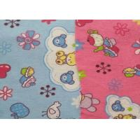 China Custom Colour Cotton Flannel Cloth Anti Static For Round Flannel Tablecloth wholesale