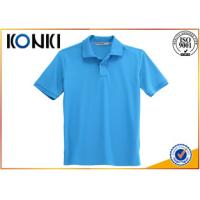 China Bright Colors Custom Polo Shirt For Work Personalized Printing on sale