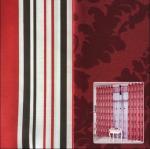 China Printed Dupioni Fabric for window curtain fabric wholesale