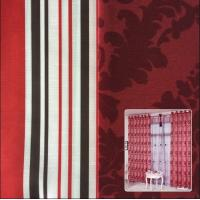 Buy cheap Printed Dupioni Fabric for window curtain fabric from wholesalers