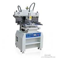 China Semi Auto Solder Paste SMT Stencil Printer PLC Control For Led Production Line wholesale