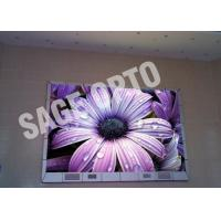 6 mm Outdoor Advertising Led Display Board 6000nits High Brightness