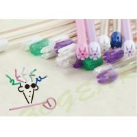 China Disposable Suction Tips Dental Disposable Dental clinic Clear / Colorful Tube wholesale