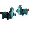 China 高い濃度の電気スラリー ポンプ スラリーの移動ポンプA05/Cr26/C27材料 wholesale