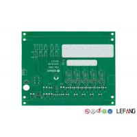 Buy cheap Automotive PCB Printed Circuit Board Fabrication With Lead Free HASL Finish from wholesalers