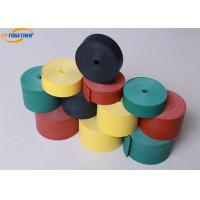 China Anti Pollution High Voltage Heat Shrink Tubing 12MPa Tensile Strength FJRD wholesale
