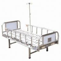 China Manual Hospital Bed, Measures 2080x980x500mm wholesale