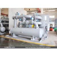 China Chemical plant water Industrial Filtration System with automatic cleaning back blow system wholesale