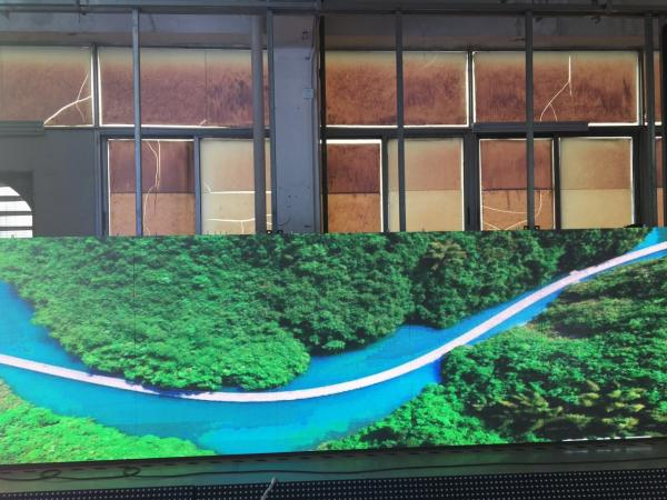 Quality 注文仕立てフレーム3535のRgbによって導かれる広告の表示P6の高い防水レベル、 for sale