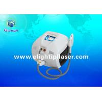 China Portable Multifunctional E Light IPL RF Hair Removal Equipment At Home Non Invasive wholesale