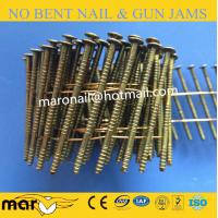 China Competitive price!!! Galvanized roofing coil nail on sale