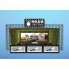 China Indoor 9D VR Simulator Hunting Hero Air Gun Shooting Game Machine 5D Projector Cinema wholesale