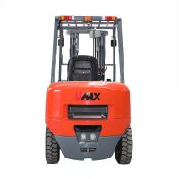 China 5000kg load capacity forklift with Japan engine ISUZU made in China on sale