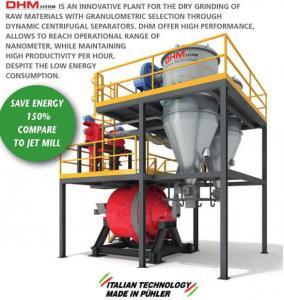 Buy cheap Пухлер 3000Л МОРПХ сухая меля машина мельницы шарика с строением в классфир from wholesalers