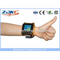 Handheld medical devices with heart rate treatment for homeuse with 7 diodes