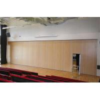 China Fireproof Modern Dance Studio Movable Partition Walls With Pass Door wholesale