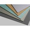 Exterior / Interior Structural Composite Sandwich Panels Macromolecule Sticking Film