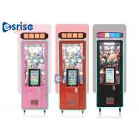 China 17 Inch LCD Toys Grab Candy Machine Conveniently Auditing Accouts 450W on sale
