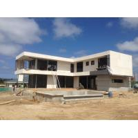 China 2 Story  , flat roof , Uruguay prefabricated light steel house , Light Steel Frame Houses wholesale