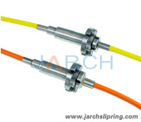 Quality 1 Channel FIBER OPTICS ROTARY JOINTS with SC ST LC Connector FIBER OPTIC SLIP RINGS for sale