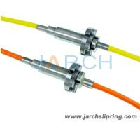 China 1 Channel FIBER OPTICS ROTARY JOINTS with SC ST LC Connector FIBER OPTIC SLIP RINGS wholesale