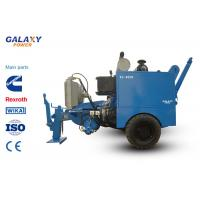 China GS40 Blue Color 77KW 103hp Cable Pulley Machine Max Intermittent Pull 40kN wholesale