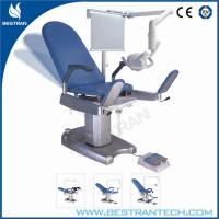 China BT-GC001 Electric Gynecology Examination Obstetric Delivery Bed For Hospital wholesale