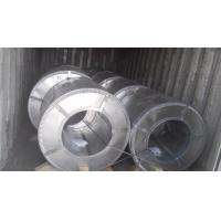 China Heavy oiled Hot Dipped Gi Coil/Hdgi Coil/Galvanized Steel Coil 0.2-4mm thickness European standard wholesale