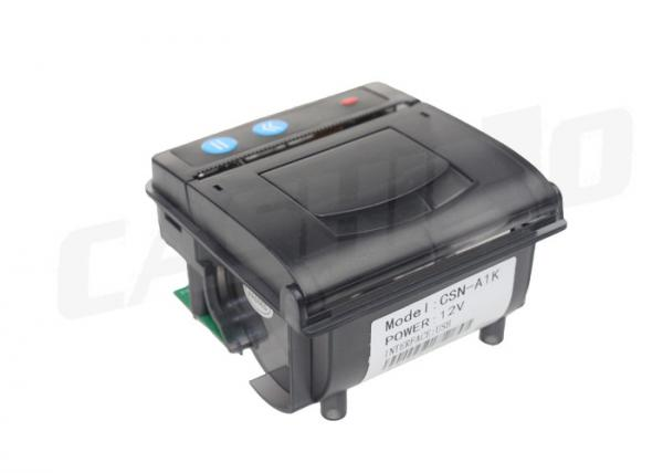 Quality Small A2 58mm Usb Micro Panel Thermal Printer Low Noise For ATM / Grocery Store for sale