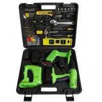 China 108pcs DIY Screwdriver Drill Cordless Power Tool Set / Kits Multifunction for Home Use wholesale