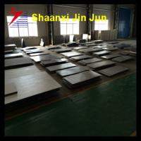 China price for titanium plate with high quantity wholesale