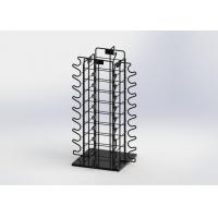 China Sunglasses Eyewear Metal Counter Display Stands with rotated base wholesale
