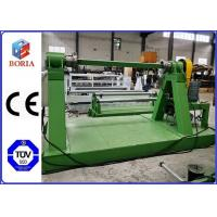 China 1400mm Tape Width Conveyor Belt Winding Machine Customized With PLC Automatic Control wholesale