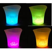 Buy cheap Wholesale Led champagne ice buckets 25*23*23.5CM MOQ 10 PC from wholesalers