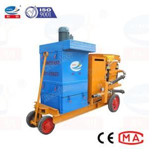 China Dedusting Plaster Concrete Shotcrete Machine For Mining Engineering wholesale