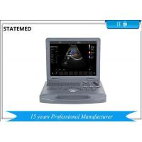 China Automatic Identification Color Doppler Ultrasound Scanner With 15 Inch LED Medicinal Monitor Probe wholesale